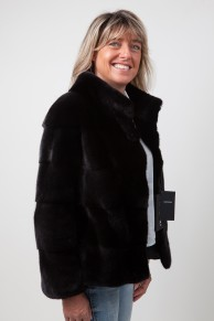 Blackglama Mink Jacket Casiani