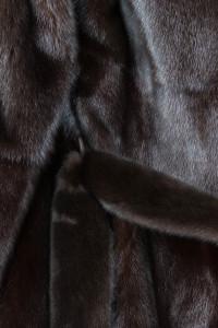 Female mink coat