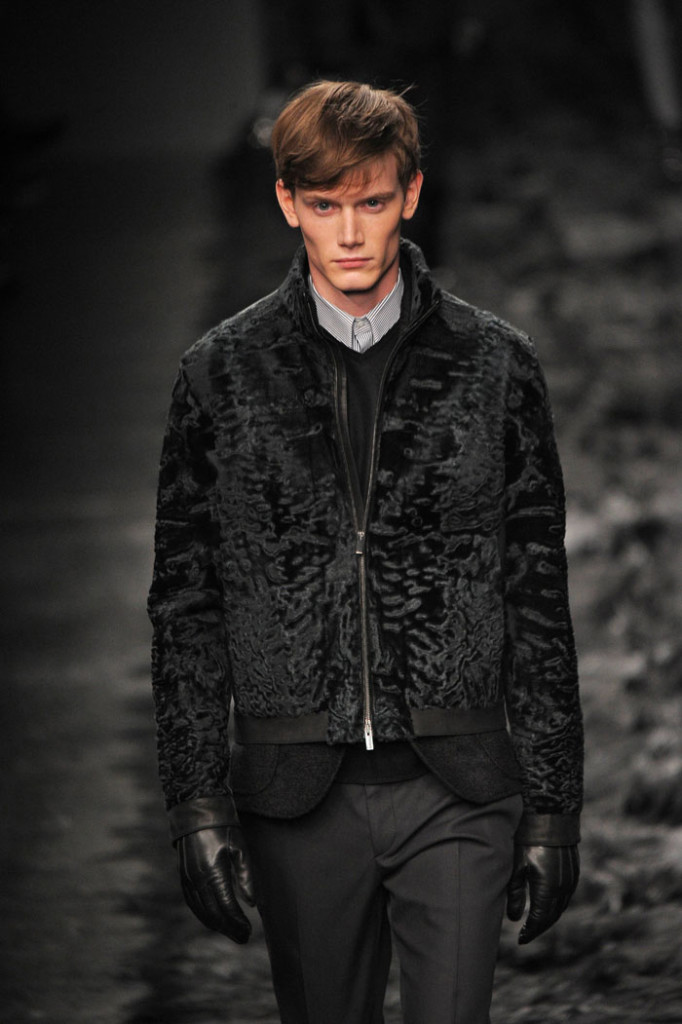 Fendi - Milan menswear fall/winter 2014. January 2014