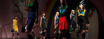 Prada printemps-été 2014 à la Fashion Week de Milan