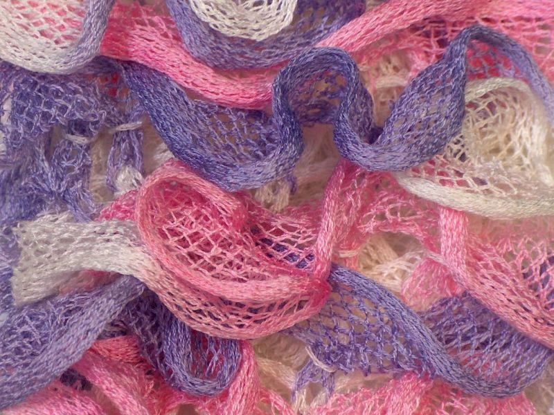 écharpe de laine
