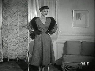 DIOR, Hiver 1950