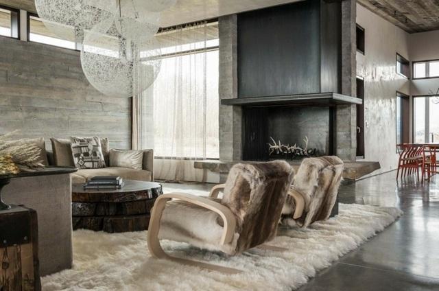 décoration_salon_de_style_rustique_moderne_en_fourrure_salon_de_the_moderne_bois_et-250x250