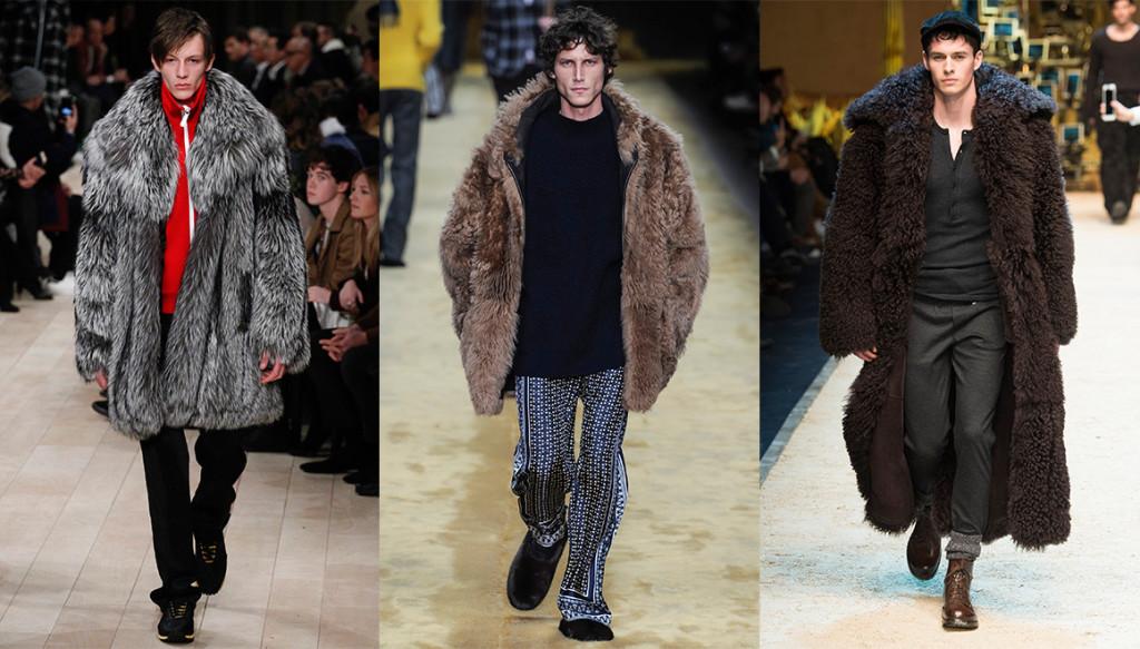 Burberry, Fendi, Dolce Gabbana