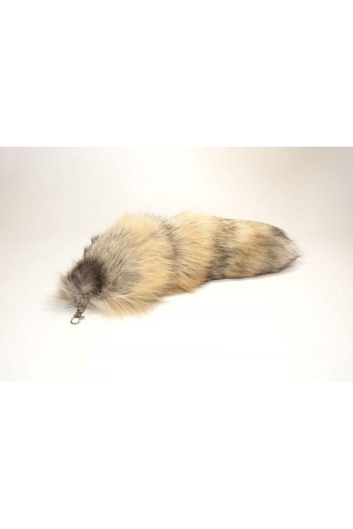 Hanging fox tail