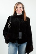 Sheared Mink Jacket