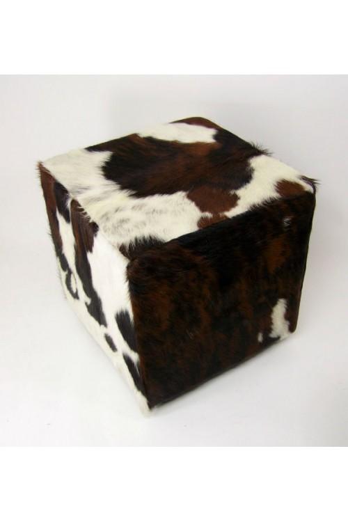 Tricolore Cowhide cube