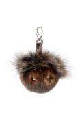 Bag Bugs Charm in Rex Rabbit & Finn Raccoon
