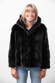 Blackglama Mink Jacket