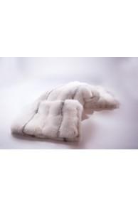 Blanket in Artic Marble Fox
