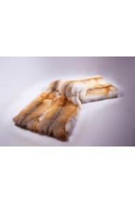 Golden Island Fur Fox Blanket