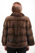 Scanbrown Mink Jacket