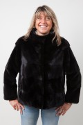 Blackglama Mink Jacket Casiani