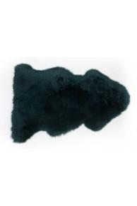 Peau de Mouton de Nouvelle Zélande Naturelle Méchée Caramel