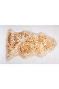 New Zealand Sheepskin Colored Brown