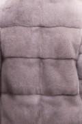Manteau de Vison Silver Blue signé Casiani