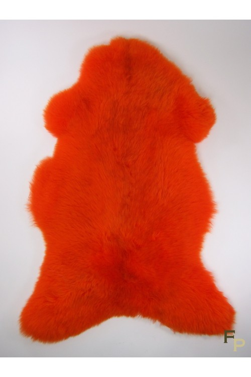 Orange Merino Shipskin