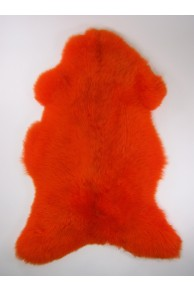 Orange Merino Shipskin