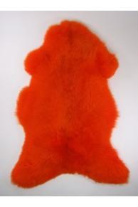 orange sheepskin merinos