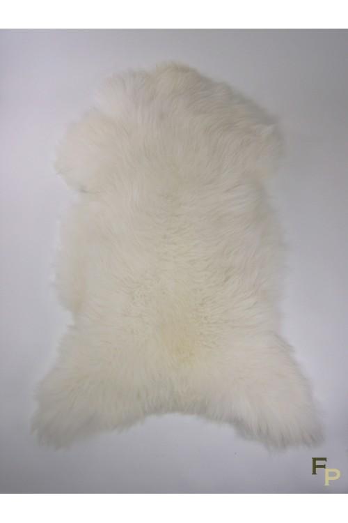 peau de mouton mérinos naturelle