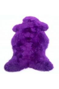 Violet Sheepskin Merino