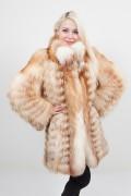 Gold  Fox Coat