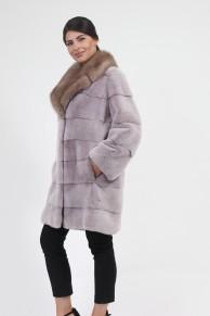 Mink and Marten Fur Coat