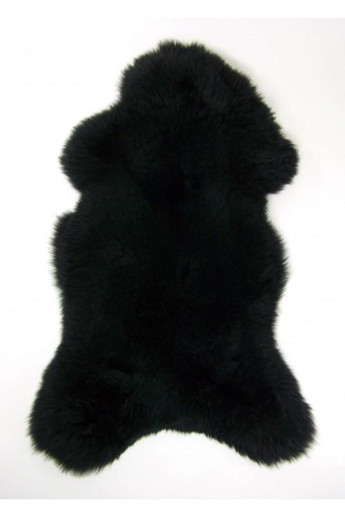 Peau de Mouton Mérinos Noire