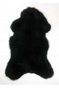 Black Sheepskin Merino