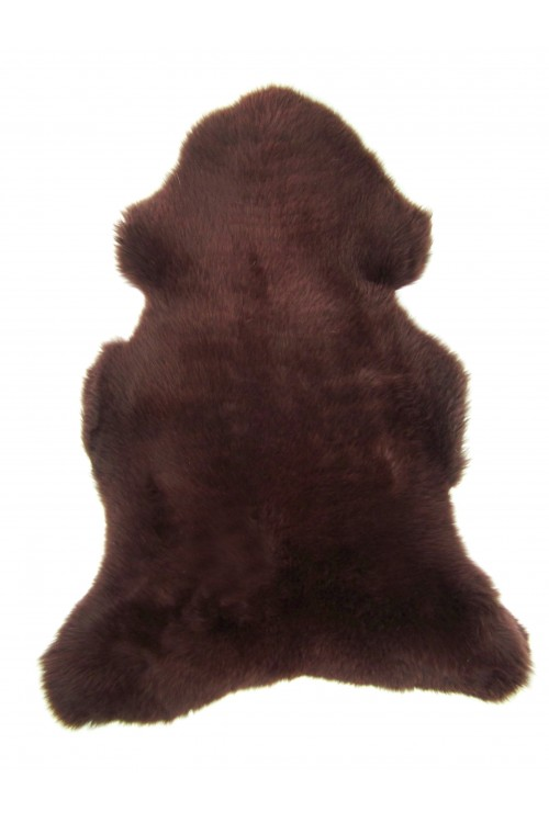Brown Sheepskin Merino