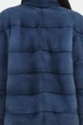Blue Mink Fur Jacket