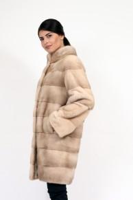 "Mink Fur Coat ""Terra"""