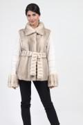 """Mink Fur Jacket 'Ice"""""""