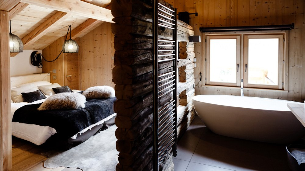 Dcoration Style Chalet. Chalet Chic Rustic Glam Decorating Ideas For ...